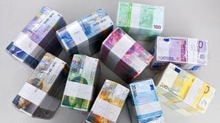 Schweizer Sozialversicherungen machten 2014 Kasse