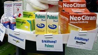 Die Grippe leert die Schulzimmer