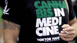 Cannabis lindert Schmerzen und Krämpfe