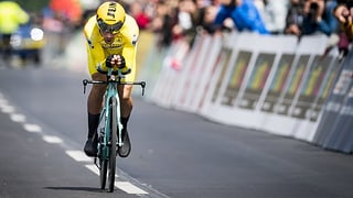 Roglic wiederholt Tour-de-Romandie-Sieg