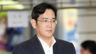 Samsung-Chef wird angeklagt