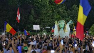 L'UE crititgescha ils plans da la Rumenia