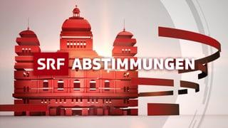 Der Abstimmungs-Sonntag auf SRF