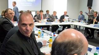 Finanzminister wollen Griechenland-Paket «finalisieren»