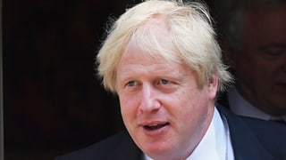 Er Boris Johnson sa retira