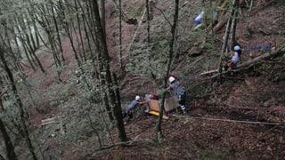 Menschliches Versagen führte zu Seilbahnunglück im Kanton Schwyz