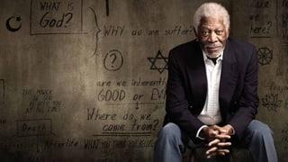 «Gott ist die Begegnung mit dem grossen Unbekannten» – Morgan Freeman im Interview