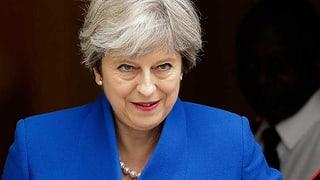May will Personenfreizügigkeit für EU-Bürger 2019 beenden
