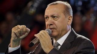 Erdogan markiert den starken Mann am Bosporus