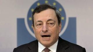 Euro-Garantie total – Draghis Rezept erhält Unterstützung
