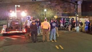 Polizei entschärft mögliche Rohrbomben in New Jersey