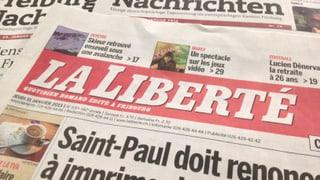 In Freiburg wird keine Zeitung mehr gedruckt