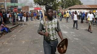 Gewalt gegen Ausländer in Südafrika
