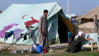 Neue Gefahr für Flüchtlinge im Irak: der anstehende Winter