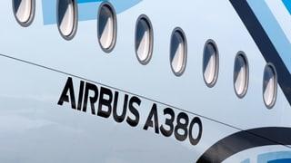 Airbus tätigte zwielichtige Geschäfte über die Schweiz