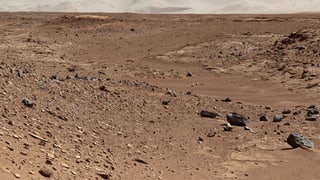 Mars-Methan gibt Forschern Rätsel auf