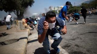 Maduro und Guaidó bleiben unnachgiebig