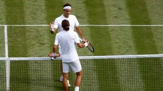 Federer è ina runda vinavant