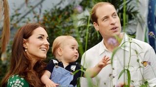 Aus dem royalen Nähkästchen: Der Onkel von Baby George plaudert