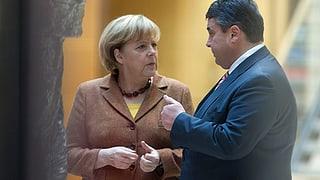 Zankapfel Steuern: Zähe Koalitionsverhandlungen in Deutschland