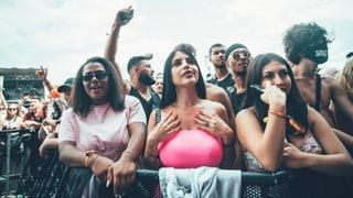 Die schönsten Bilder vom Openair Frauenfeld 2019
