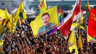 In Köln demonstrieren 30'000 Kurden