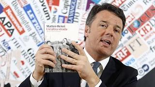 Renzi holt zum Rundumschlag aus
