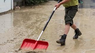 Starker Regen: Freiburger Feuerwehren im Einsatz