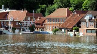 Deutschland noch immer im Bann der Fluten