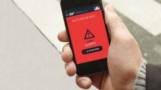 Frankreich veröffentlicht Terroralarm-App