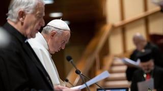 Massnahmen sollen nach dem Bischofstreffen folgen