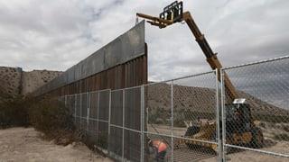 Ein Zaun gegen den Terror