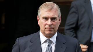 Sexskandal um Prinz Andrew spitzt sich zu
