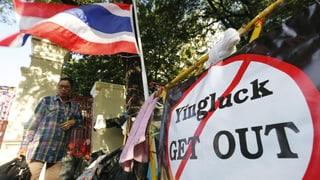 Thailands Regierung geht auf Opposition zu