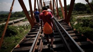 Nur wenige nehmen das Hilfsangebot Mexikos an