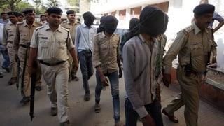 Indien: Prozess gegen Vergewaltiger eröffnet