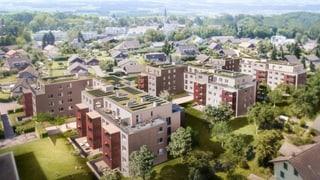Die Siedlung als eigenes Kraftwerk