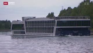 Kreuzfahrten auf dem Rhein erleben einen Boom