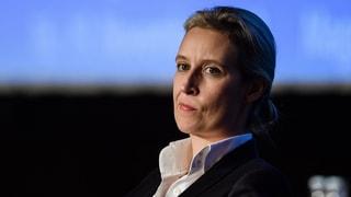 Nun wird offiziell gegen Alice Weidel ermittelt