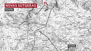 «Gea» ad engrondiments da territoris da skis en Engiadina Bassa
