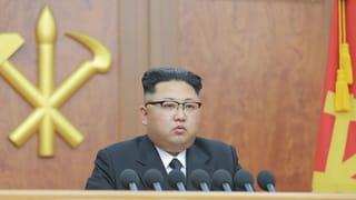 USA mit Warnung in Richtung Nordkorea