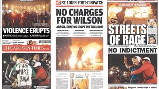 Empörung über den Fall #Ferguson