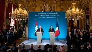 Terrormiliz IS: Paris startet Aufklärungsflüge