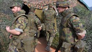 Armeereform neu lanciert