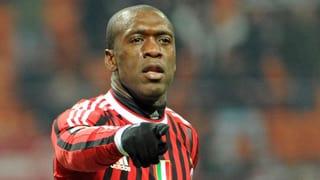 Clarence Seedorf neuer Milan-Trainer