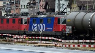 SBB Cargo baut rund 800 Stellen ab