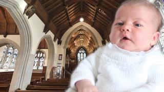 Prinzessin Charlotte wird getauft: Das sind die Gottis und Göttis