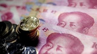Image-Pflege mit Chinas Währung