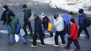 Flüchtlingsobergrenze in Österreich bald erreicht