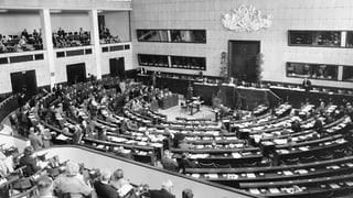Europarat hielt der Schweiz den Spiegel vor